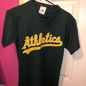 Oakland As jersey/shirt